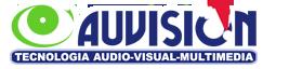 AUVISION – Venta y alquiler de equipos audiovisuales